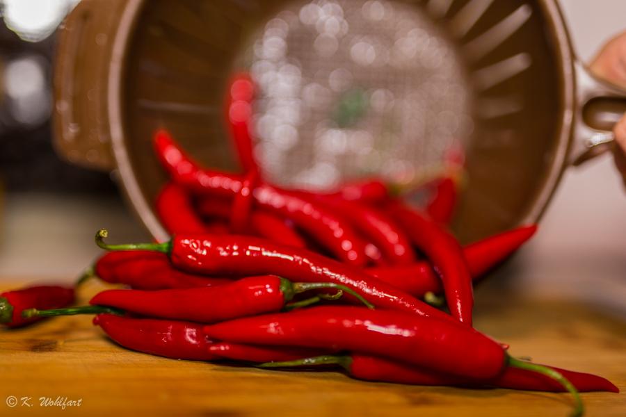 How To Make Chiliflakes 196 Ntligen Vilse