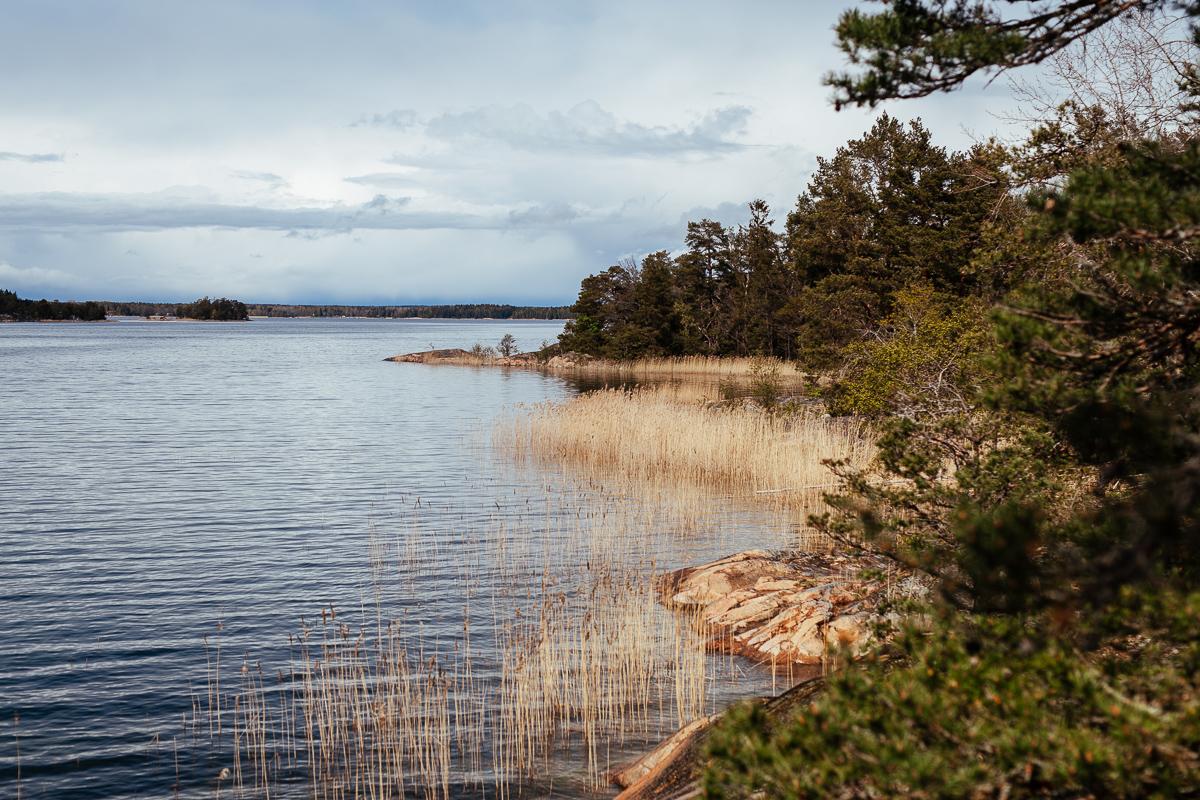 Ängsö nationalpark Stockholm